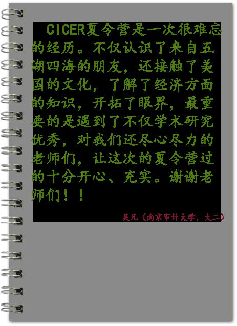 吴凡(南京审计大学)