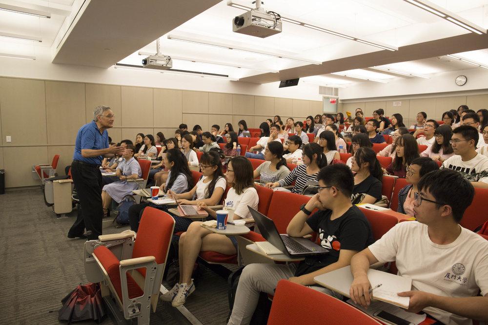 Prof. Michael Waldman:康奈尔大学终身教授,著名劳动经济学家