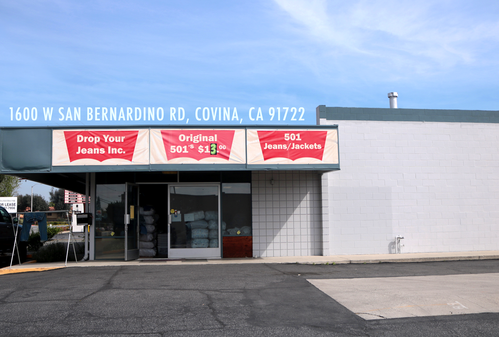 (Disclaimer: This store is only located in Covina, CA)