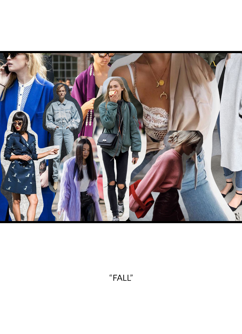 <h4><center>Fall 2017 can be seen to incorporate the royal hues of blues, greens, and reds. Outerwear will be a key purchase to add to what the wearer already loves.