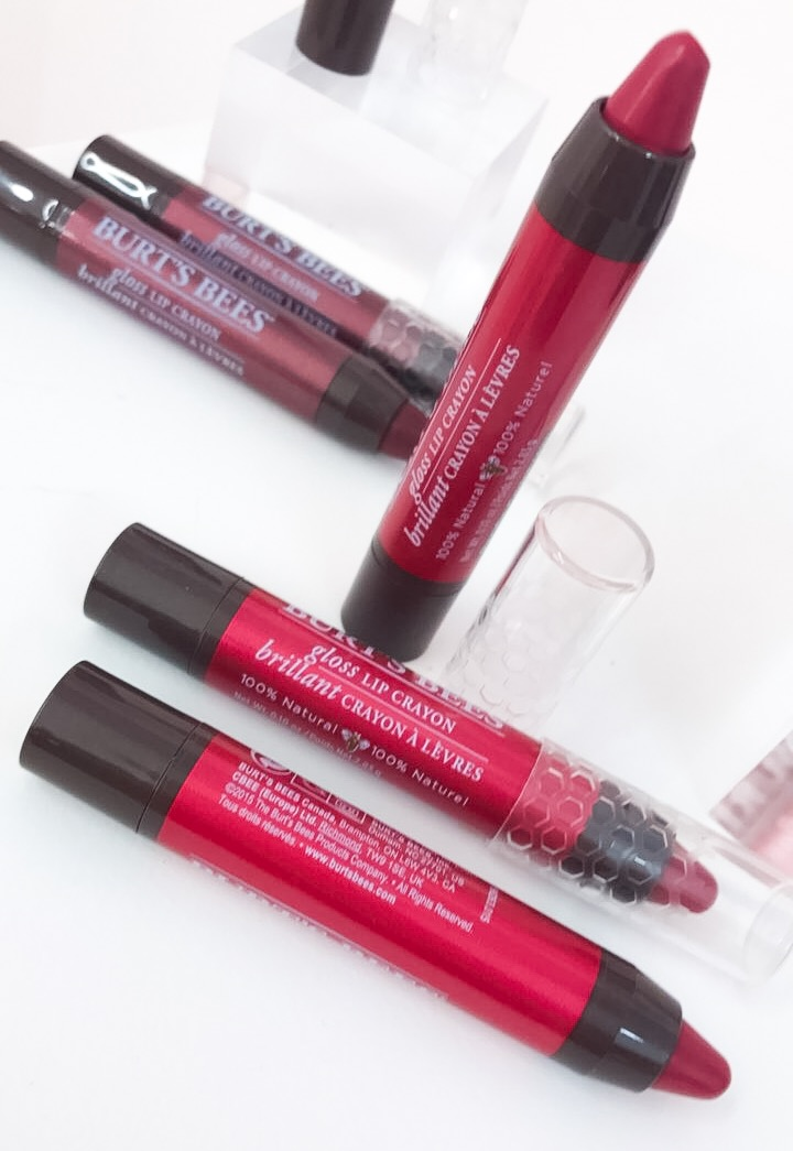 Lip Gloss Crayons