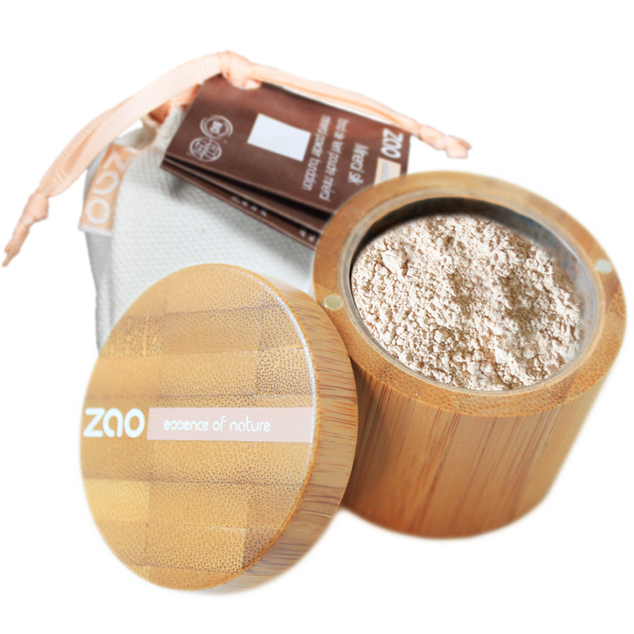 Zao Loose Mineral Powder