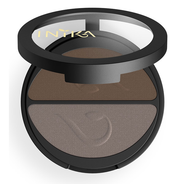 Inika Eyeshadow Choc-Coffee