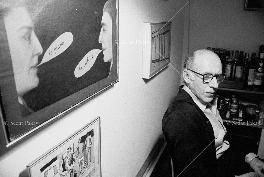 Saul Steinberg, Graphic Artist