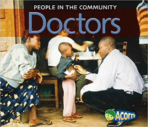 acorn: people in the community