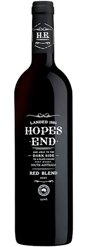 Hope's End Wine | INSPIRED Top 100 Food Bloggers