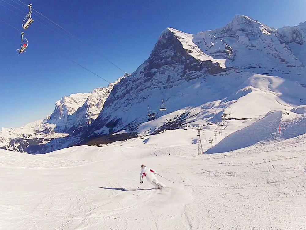 Jungfrau Ski Region Grindelwald
