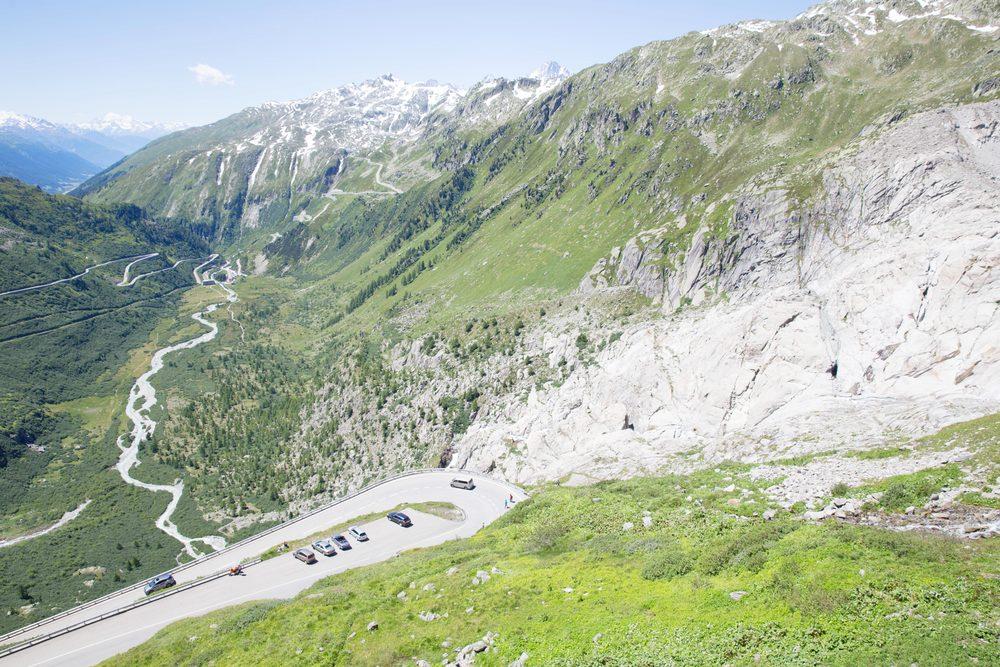 Rhône Glacier, Valais, Switzerland —Something Swiss