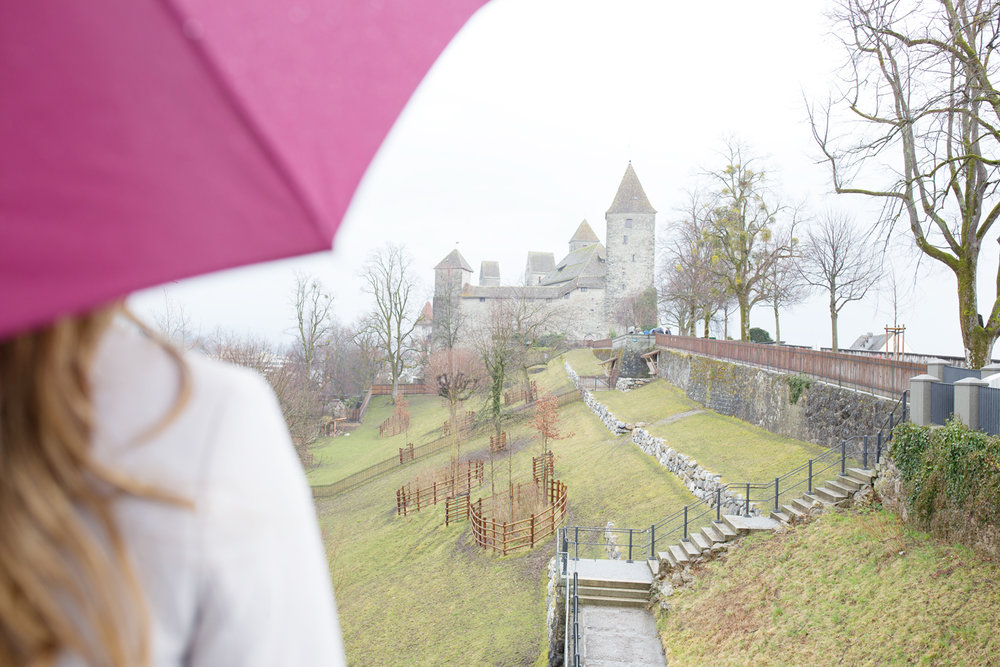 Rapperswil Castle, St. Gallen, Switzerland — Something Swiss