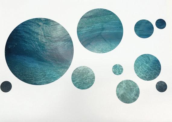Bubbles, 8x10 inches, 2014.