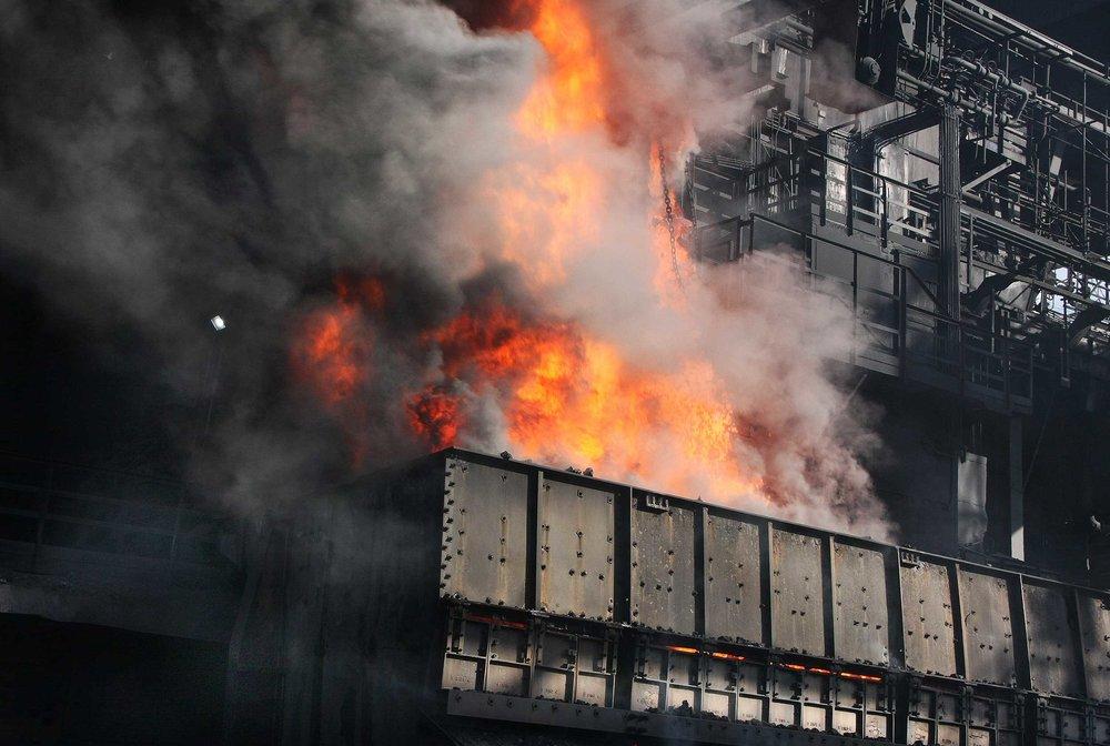 Hot Spot Detection for Fire Prevention