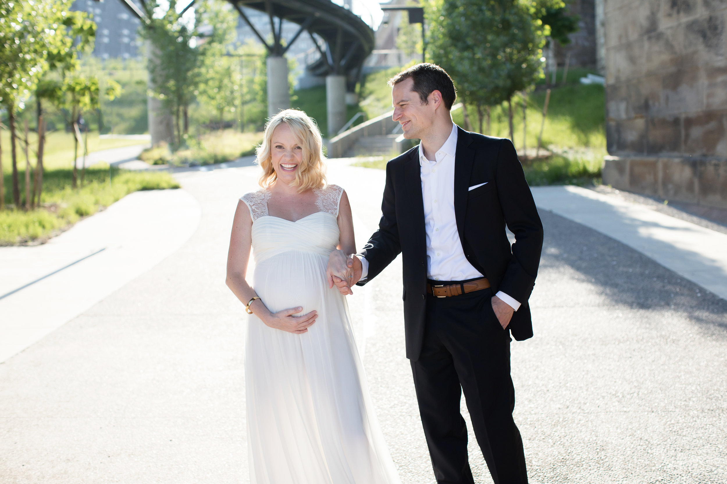8e6562d7f Lindsey + Christopher + Baby Lyla | St. Louis BirthStory — The ...