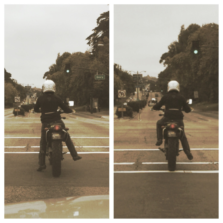 big girls ride harder