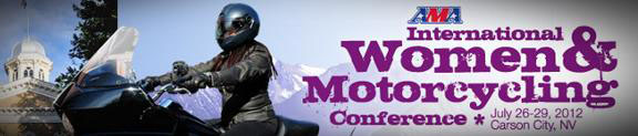 AMA Women & Motorcycling Conference