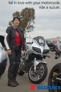 Suzuki Motorcycles Women GearChic
