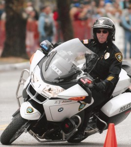 Scotts Valley Police Civilian Motorcycle Class