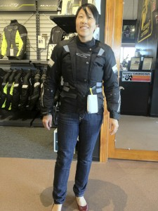 Macna Womens Lily Motorcycle Jacket