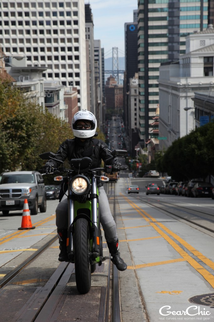 Brammo Enertia Electric Motorcycle San Francisco Scuderia West
