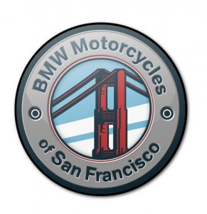 BMW Motorcycles San Francisco tshirts