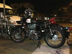 royal enfield bullet classic motorcycle san francisco vintage bay area