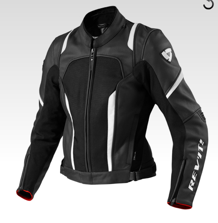revit galactic leather ladies jacket summer waterproof