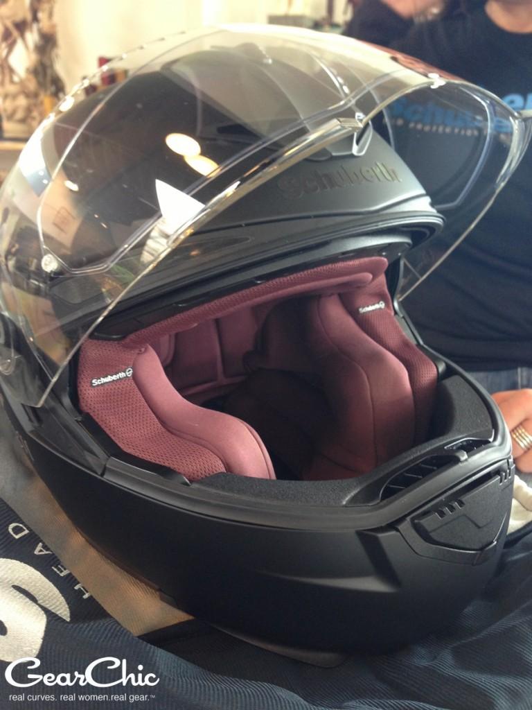 schuberth c3 pro women modular helmet