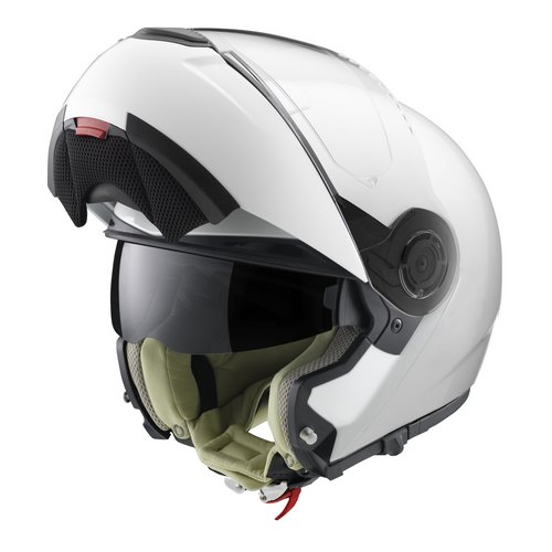 schuberth c3w pearl white sale june 2013