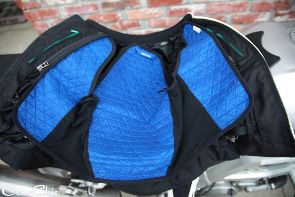 REVIT Challenger Cooling Vest Insert Review