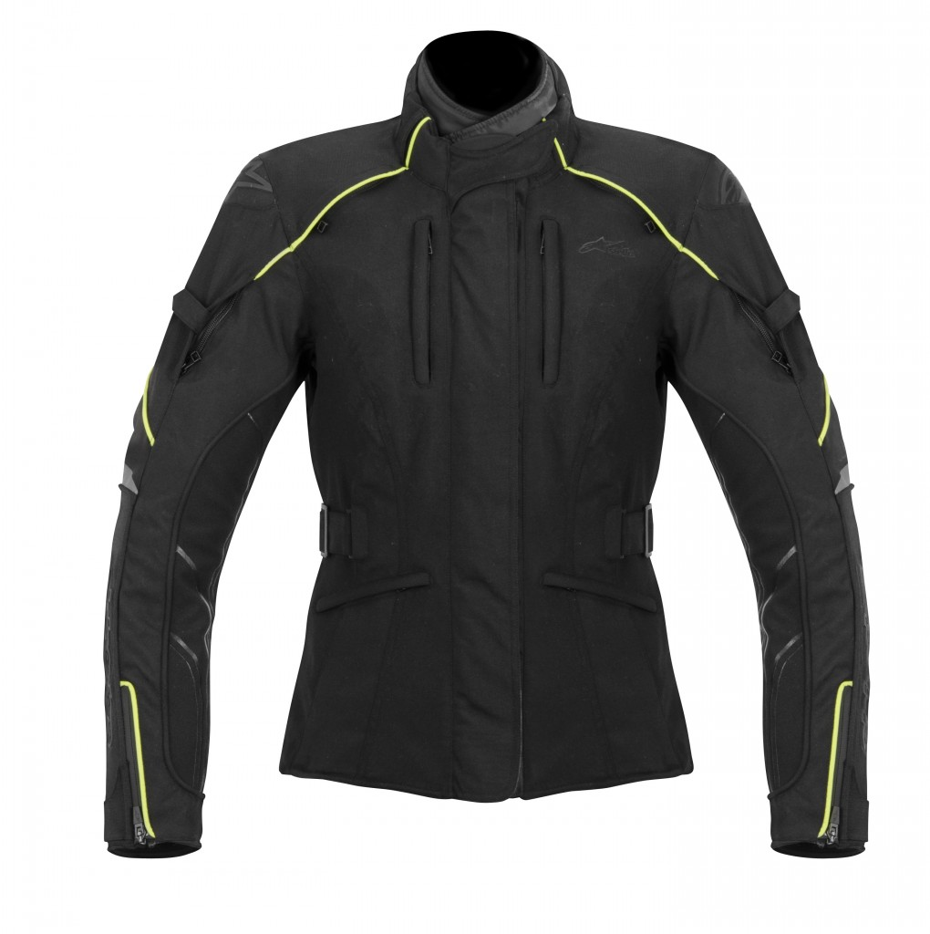 alpinestars new land goretex jacket womens motorcycle waterproof