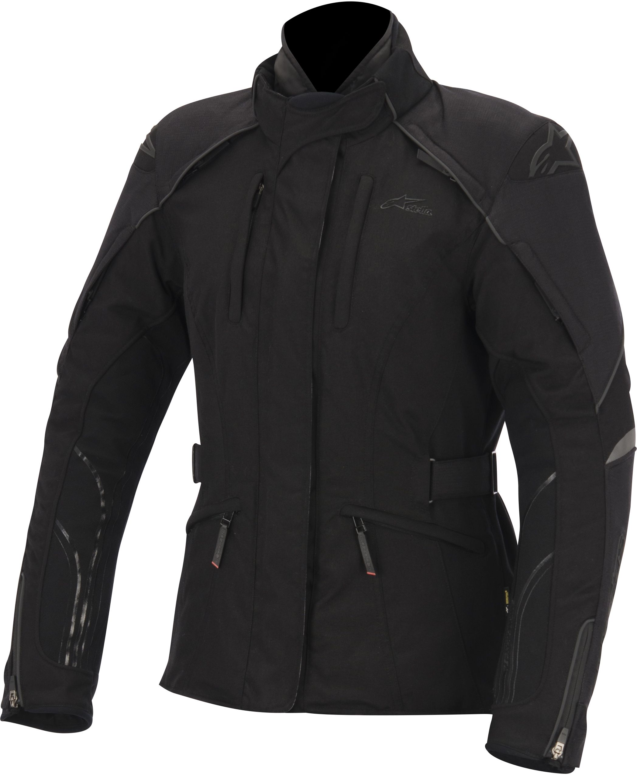 alpinestars_new_land_gtx_jacket_black_front
