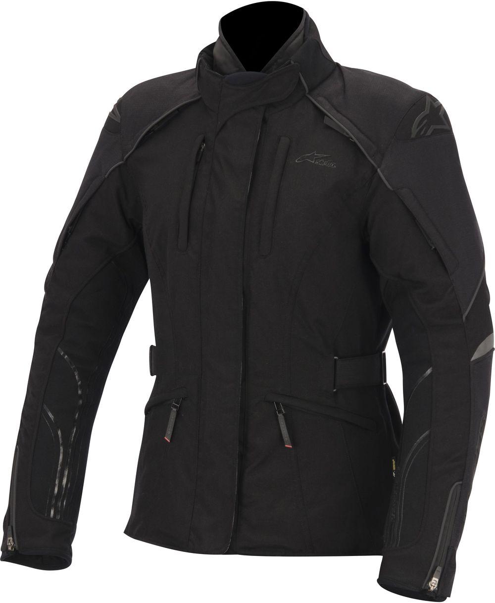 alpinestars_new_land_gtx_jacket_black_front