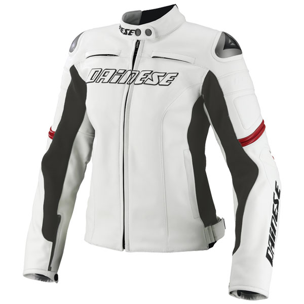 dainese_womens_racing_leather_jacket_white