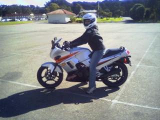2003 Kawasaki Ninja 250