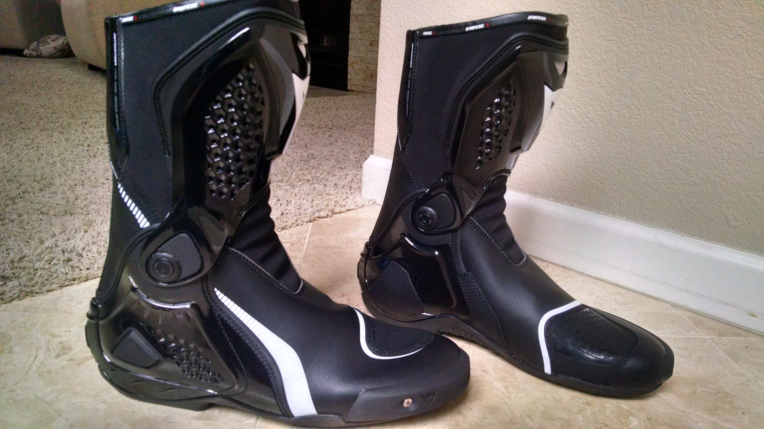 Dainese TR-Course Out Boots narrow feet
