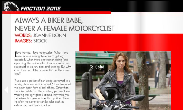 fast 6 women motorcycles ducati