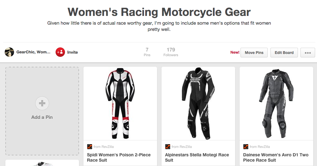 pinterest motorcycles womens gear plus size
