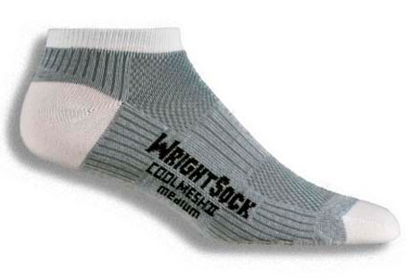 Wright Sock: Dual Layer, Cool Mesh 2