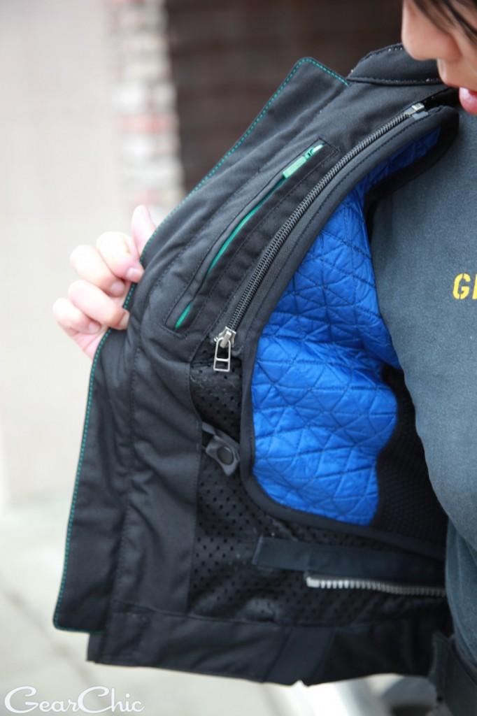 revit challenger cooling vest insert