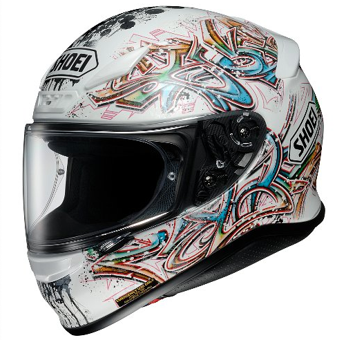 Shoei RF-1200 (Graffiti) Helmet