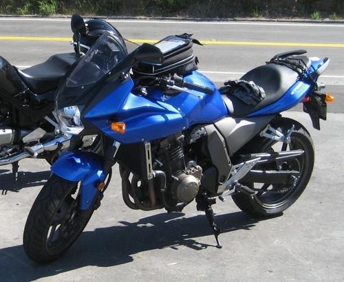 2006 Kawasaki Z750S