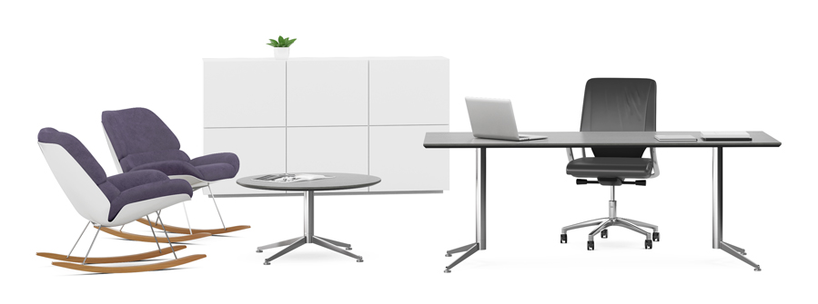 Oslo Executive Desk