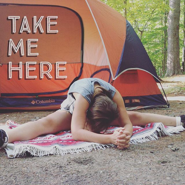 Longing to get some camping in this year! #naturalhabitat #happyplace #myhappyplace #lovinglife #feedgoals @adobespark @tailwindapp #yoga #yogamama #yogaeverydamnday #nature #getoutdoors #adventure