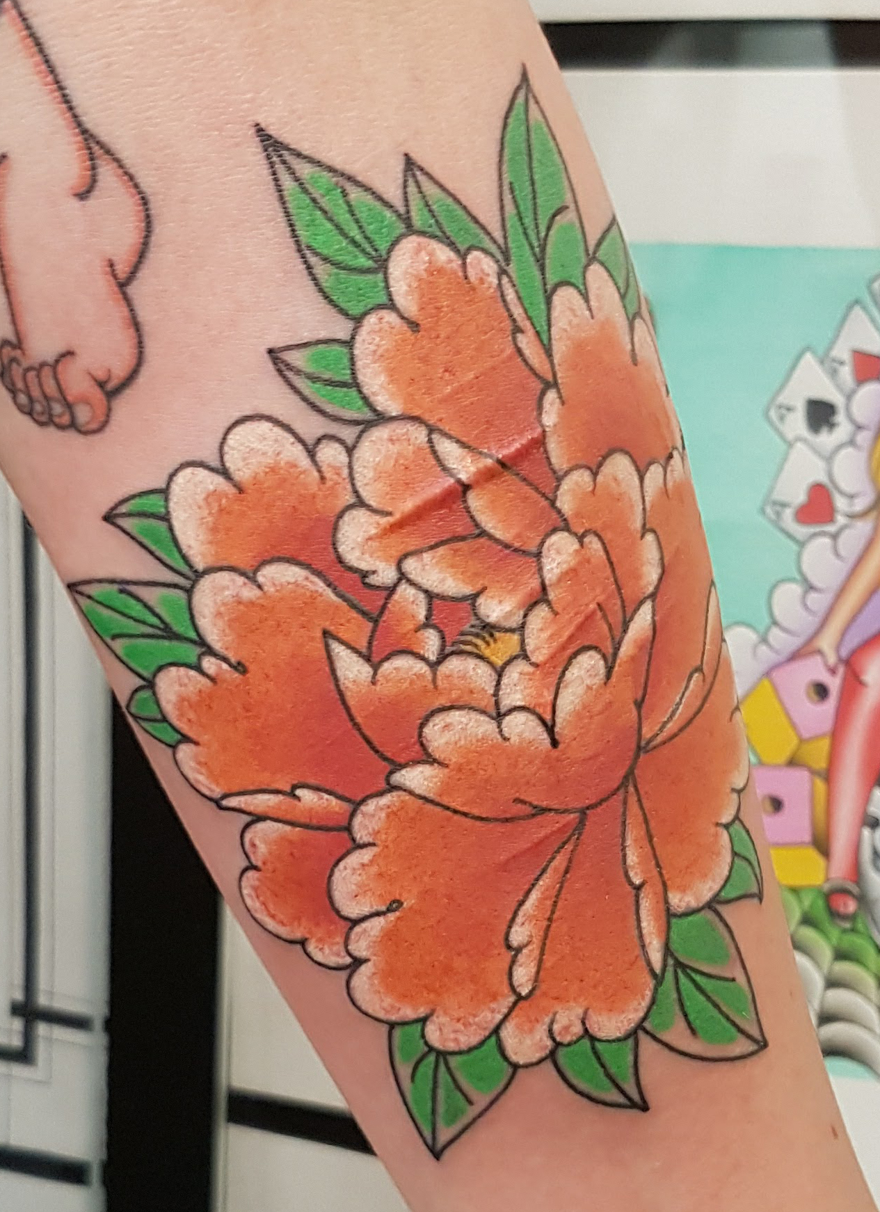 cf3ada1619ec5 Ben Jenkins Tattooing