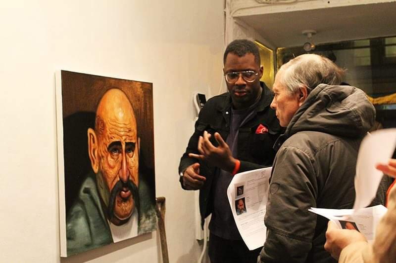 Talking to Washington Post art critic, Mark Jenkins.