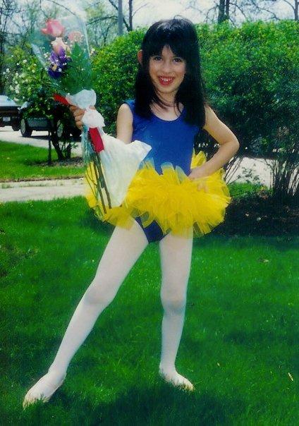 issa baby ballet