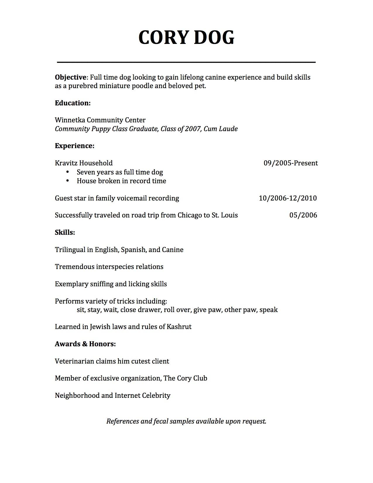 CORY-DOG-resume-