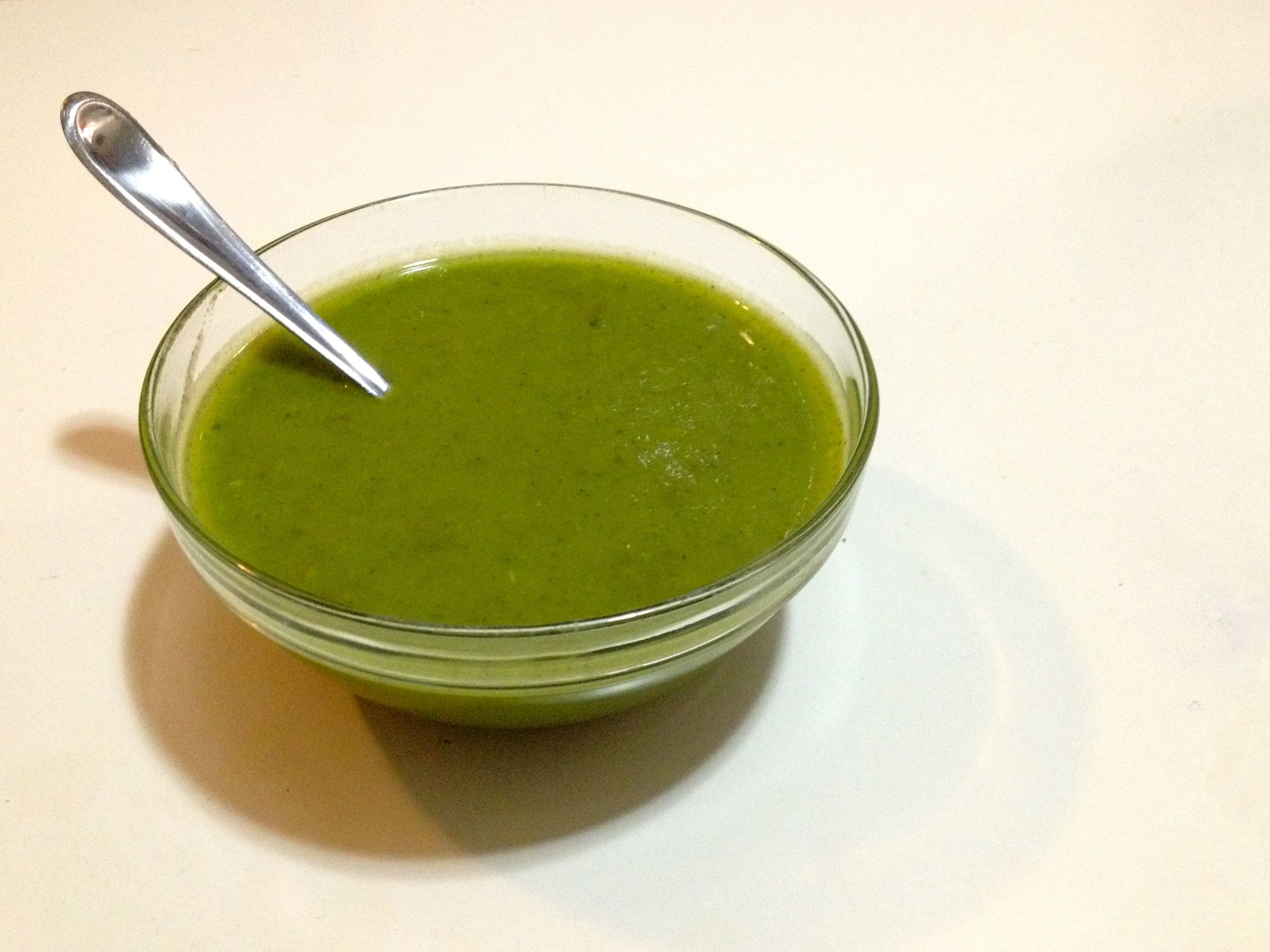 magic green soup