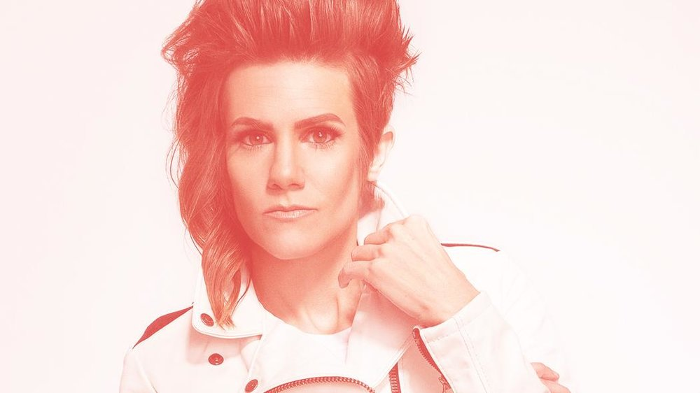 Cameron Esposito Plans To Revolutionize Comedy  ,  Broadly,  December 2017