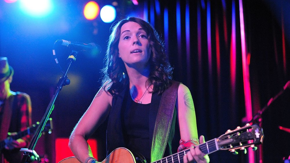 Brandi Carlile's Forgiveness ,     Them , April 2018
