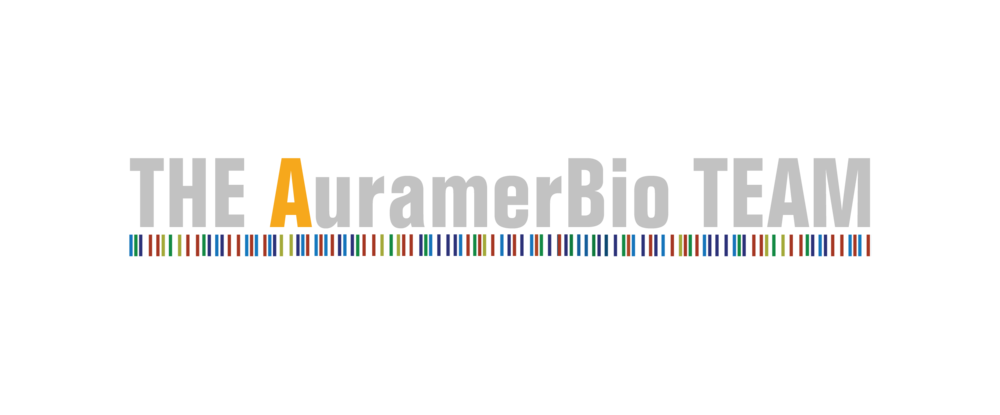 AuramerBio aptamer development team